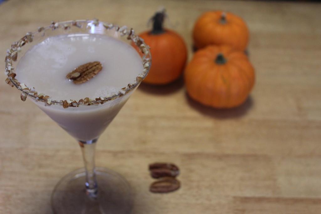 pecan pie martini