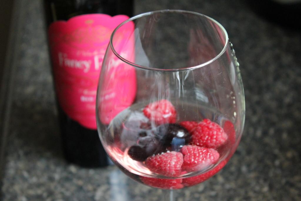 redberry cherry chocalte sangria